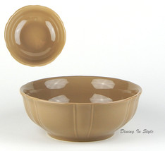 "JC Penney, Ashley Taupe, 9"" Vegetable Serving B... - $14.46"