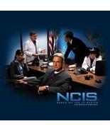 NCIS TV Series Original Cast Photo Image Navy Blue T-Shirt, NEW UNWORN - $14.50
