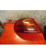 98 Lincoln Continental oem drivers side left brake tail light lamp assembly - $29.69