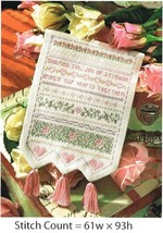 THE JOY OF STITCHING  -  CROSS STITCH PATTERN ONLY -   PA - PPYE - $7.67