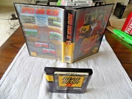 Road Rash II game cartridge w/box (Sega Genesis, 1992) - $14.95