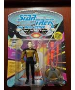Playmates Star Trek The Next Generation Figure Lt. Commander Data Sealed - $14.80