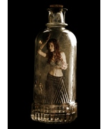 Haunted Genie in a bottle LARGE 10 ml  roll on wishing oil anything you desire - $40.00