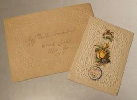 Victorian Lacey Valentine in Mailing Envelope - $24.00