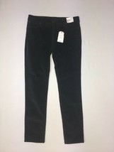 Express Corduroy Legging Womens 6 Short Pants Mid Rise Inseam 24 NWT - $58.05