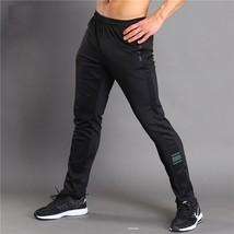 Men Trousers Summer Breathable Long Pants Sweatpants Elastic Tights Male Jogger - $30.89