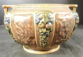 """Roseville Pottery Florentine Bowl 7"""" Diameter - $49.87"""