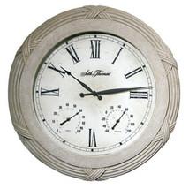 Seth Thomas Polyfiber Solar Clock - $134.32
