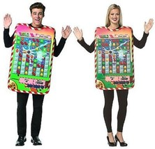 Rasta Imposta Candy Crush Game Board Tunic Halloween Costume One Size 3945 - $39.99
