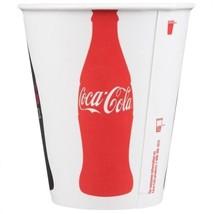 Solo. Cup RP2SCB 12 oz Poly Paper Cold Cup Coke 2000 Per Case - £70.84 GBP