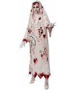 Rubies Opus Sangriento Monja Pentagrama Cruzado Adulto Mujer Disfraz Hal... - $24.13