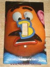 Toy Story Potato Head Light Switch Power Outlet Wall Cover Plate Home decor