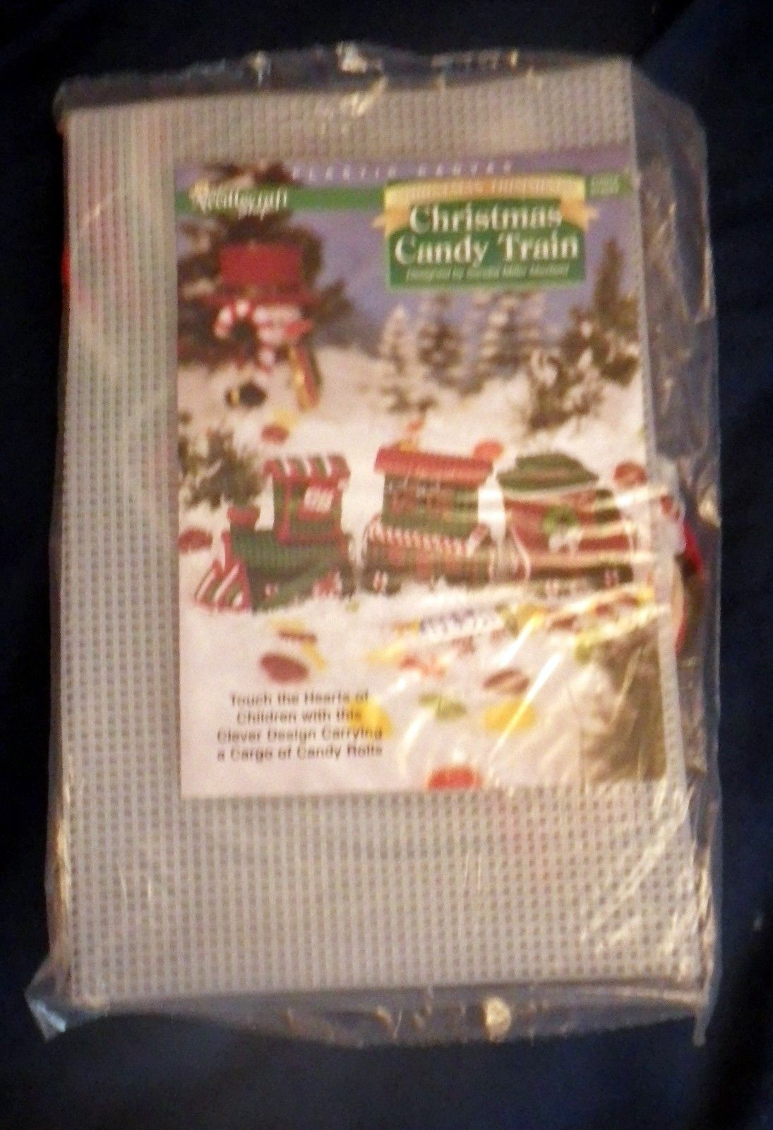 Christmas Candy Train.New Plastic Canvas Christmas Candy Train The And Similar Items
