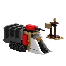 Space Tank Military Army Allien Fit Lego Building Block Toy Boy Gift Chr... - $24.99