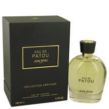 EAU DE PATOU by Jean Patou Eau De Toilette Spray (Heritage Collection Un... - $124.31