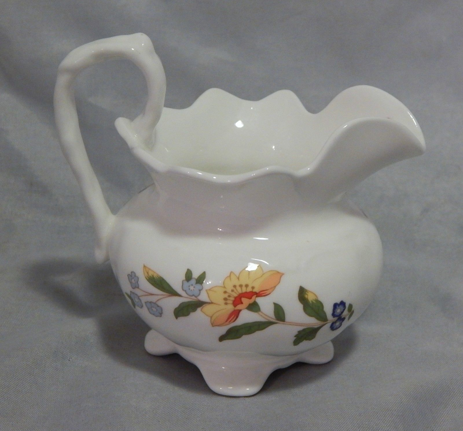 Aynsley England Cottage Garden Small Creamer image 3