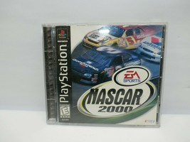 NASCAR 2000 EA Sports - PS1 Game (Sony PlayStation 1) - $5.25