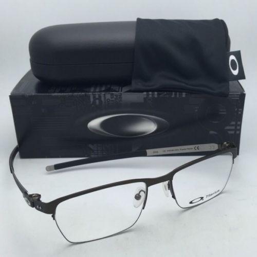 37501b19153f4 New OAKLEY Titanium Eyeglasses TINCUP 0.5 and 50 similar items