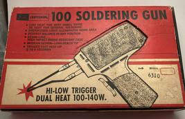 Vintage Craftsman Soldering Gun 6310 In Box With Manual - $34.62