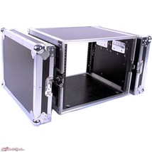 """DeeJay LED TBH8UAD 8 RU Amplifier Deluxe Case (18"""" Deep) - $319.00"""