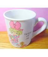 1994 Precious Moments coffee mug.  Tidings of Joy. Christmas mug, Precio... - $6.50