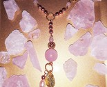 Wrists of Abundance - venus/your blessings beautifully dangle .Rose gold plated.