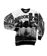 B.I.G Biggie Rapper Hip-hop Artist Brooklyn NYC Swag Sweatshirt - $37.00