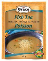 Grace Fish Tea Soup Mix 12 x 45g pouches  - $59.99