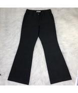 Ann Taylor Loft Women's Size 2 Dark Gray Boot Leg Dress Pants - $18.79