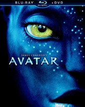 Avatar (Two-Disc Blu-ray/DVD Combo)