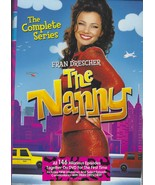 The Nanny the Complete Series (19 Disc DVD Box Set) Brand New - $37.95