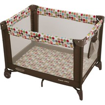 Graco Pack 'N Play with Automatic Folding Feet Playard Animal Friends - $63.75