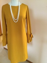 Women's Dress,XL,Yellow,Long Sleeves ,Armani Collezioni,NWOT - $118.80