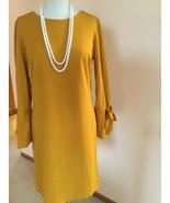 Women's Dress,XL,Yellow,Long Sleeves ,Armani Collezioni,NWOT - $118.80