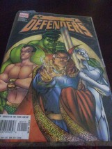 The Defenders Marvel Comic Book 1of 5 - $2.84