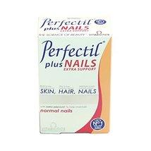 Vitabiotics - Perfectil - Plus Nails Extra Support - 60 Tablets (Case of 4) - $169.80