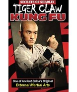 Secrets of Shaolin Tiger Claw Kung Fu Paperback Book Bruce Duthie RARE! - $23.00