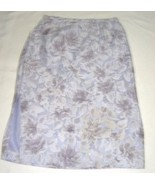 WOMEN LONG SKIRT FOR EVENING FORMAL WEAR APPROX SIZE 16 - $9.99