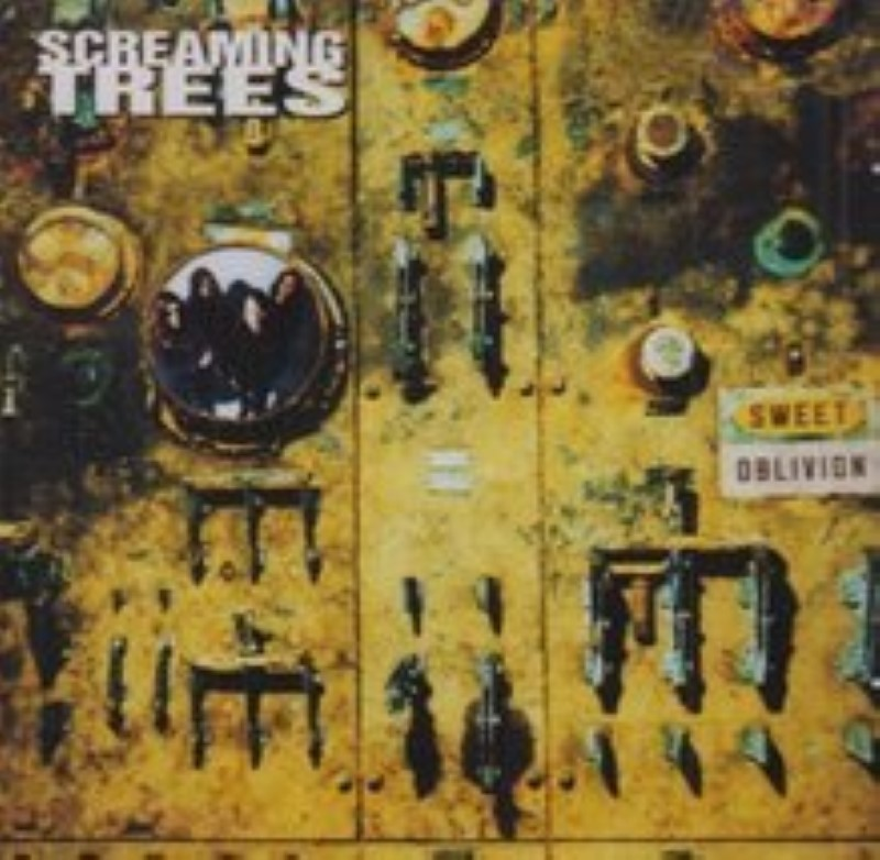 Sweet Oblivion by Screaming Trees Cd