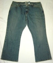 Primary image for MEN FADED GLORY ORIGINAL JEANS SIZE 42 X 30