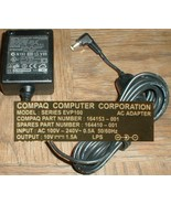 Compaq Proliant EVP100 OEM AC Adapter 10vdc 1.5a  164153-001 DL380 DL580... - $8.90