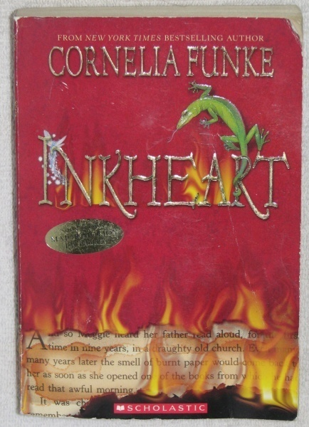 Primary image for Inkheart by Cornelia Funke (2005) Paperback Book