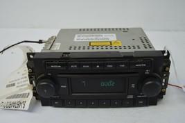 2005-2010 CHRYSLER 300 RADIO CD PLAYER OEM RADIO P05064030AN TESTED H61#030 image 2