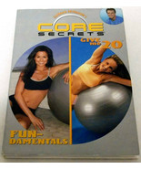 CORE SECRETS The Fundamentals GIVE ME 20 DVD of FITNESS Ball WORKOUT - $6.21