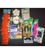 Kids Craft Komikimo Lot Bracelet Bands Wood Par... - $24.00