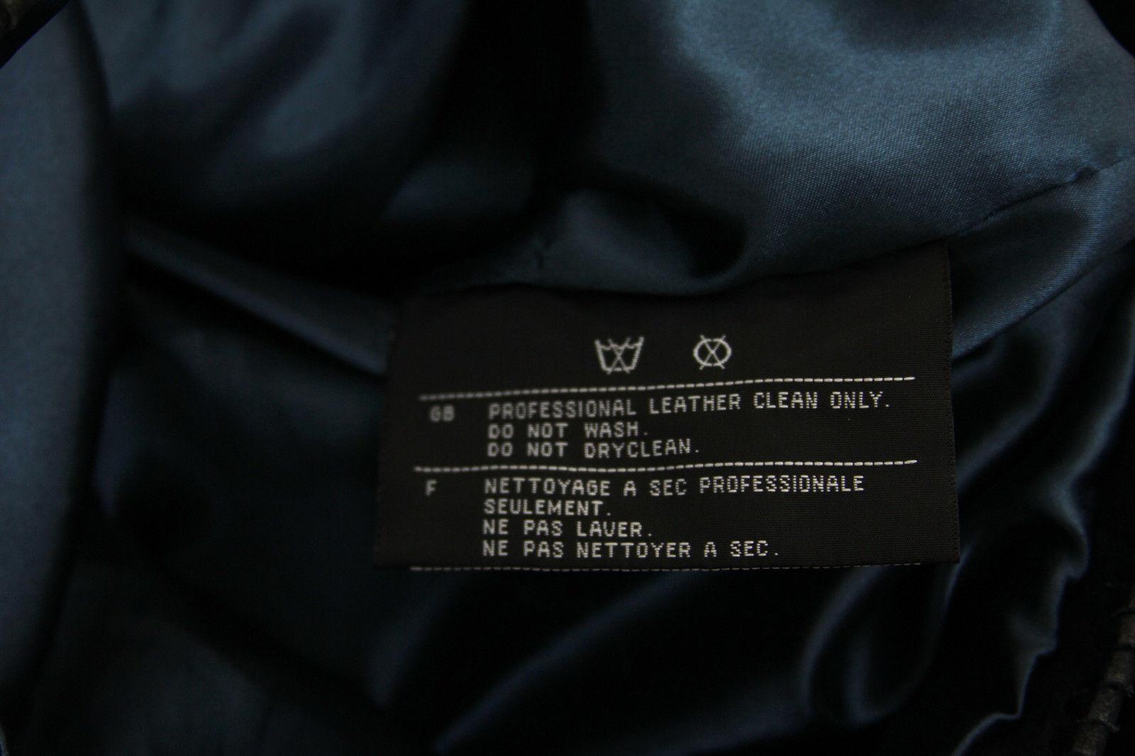 478e3fa894e Harley Davidson Motorcycle Women s Heavy Duty Leather Jacket Braided Trim  Sz LW