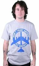 DTA Rogue Status Fly Society Herren T-Shirt Heather / Blau Größe: S