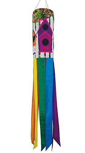 Primary image for In the Breeze 5072 Birdhouse Garden Windsock-Outdoor Hanging Decoration, 40-Inch