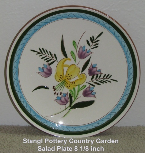 Primary image for Stangl Pottery Country Garden Salad Plate