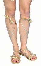 Forum Novelties Women'S Goddess Costume Sandals - £11.67 GBP